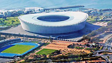 Photo of Güney Afrika Cape Town Stadyumu