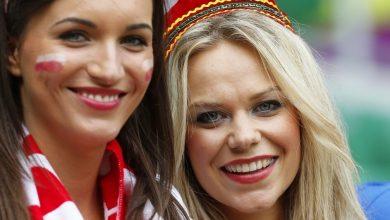 Photo of EURO 2012'nin Güzelleri Göz Kamaştırıyor