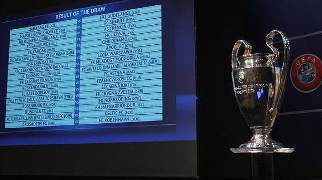 Photo of Şampiyonlar Ligi kuraları çekildi!