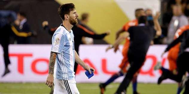 Photo of Messi bırakıyor!