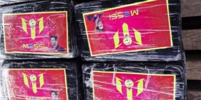 Lionel Messi Peru Kokain Polisi baskını