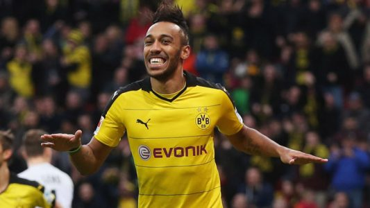 Aubameyang Borussia Dortmund