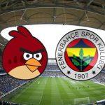 Fenerbahçe AngryBird Sponsorluk