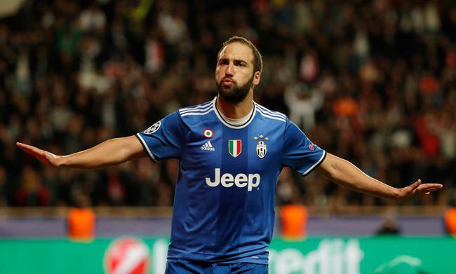 Juventus Higuan Şampiyonlar Ligi