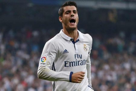 Real Madrid Morata