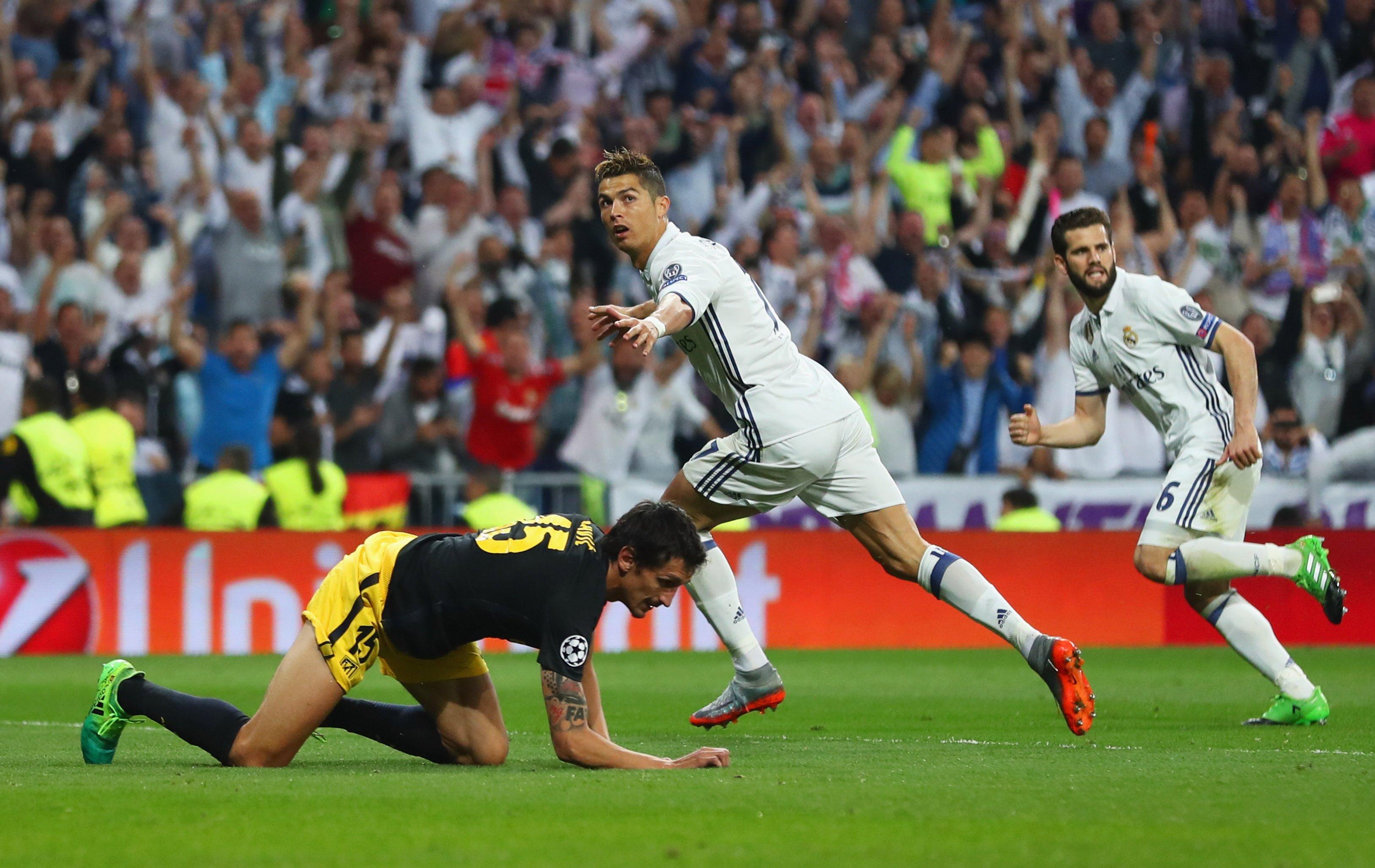 Photo of Cristiano Ronaldo'lu Real Madrid Şampiyonlar Ligi Finaline Çok Yakın