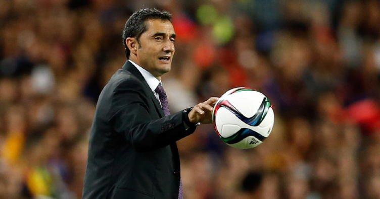 Photo of Barcelona'nın Yeni Teknik Direktörü Valverde Görevde