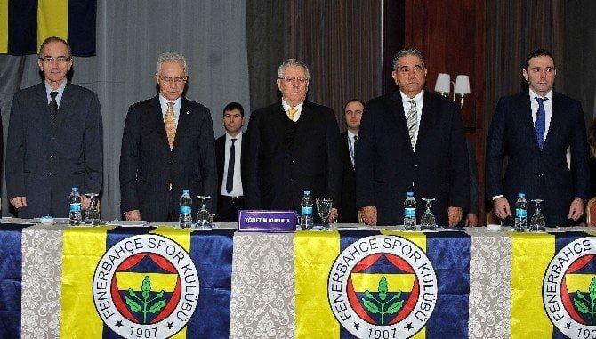 Fenerbahçe Divan Kurulu Toplantısı
