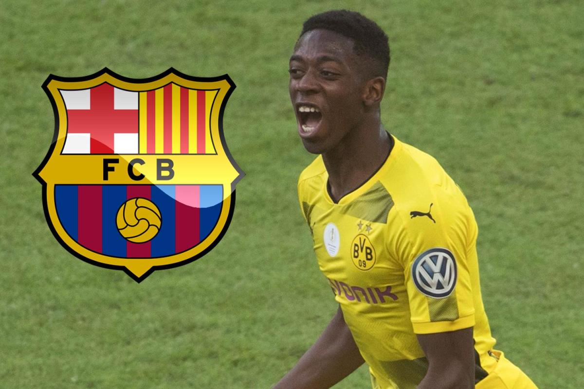 Photo of Dembele'nin Barcelona'ya Gidiyor