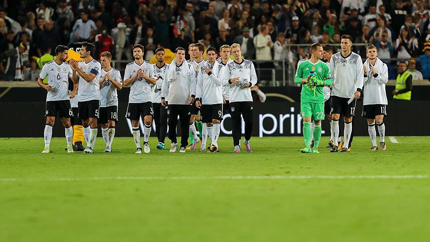 Photo of FIFA'dan Almanya'ya Nazi Sloganı Soruşturması Başlattı