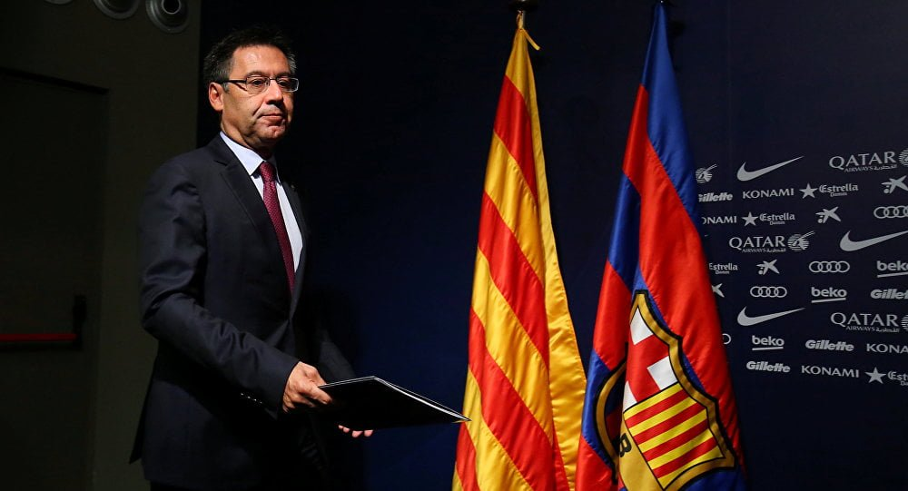 Photo of Barcelona, Bağımsızlık Referandum'u Sonucu La Liga'dan Çekilecek mi?