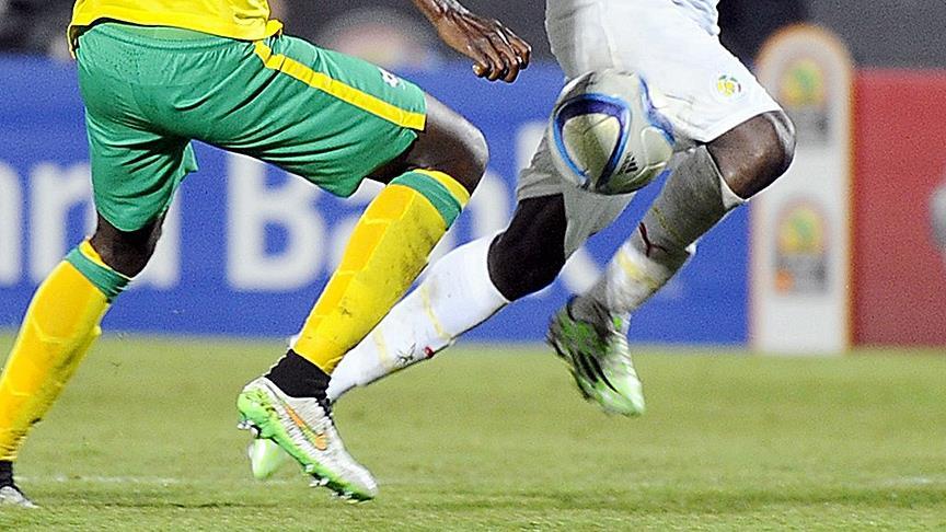 FIFA Güney Afrika Senegal