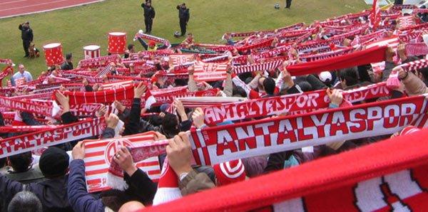 Antalyaspor Taraftarları