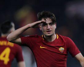 Photo of İki gol atan Cengiz Ünder, Roma'yı salladı!