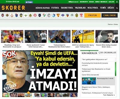 Beşiktaş'tan Şenol Güneş ile ilgili iddialara yalanlama