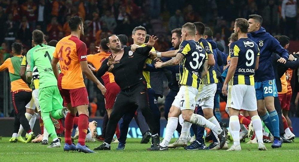 12 Galatasaraylı, 4 Fenerbahçeli PFDK'da