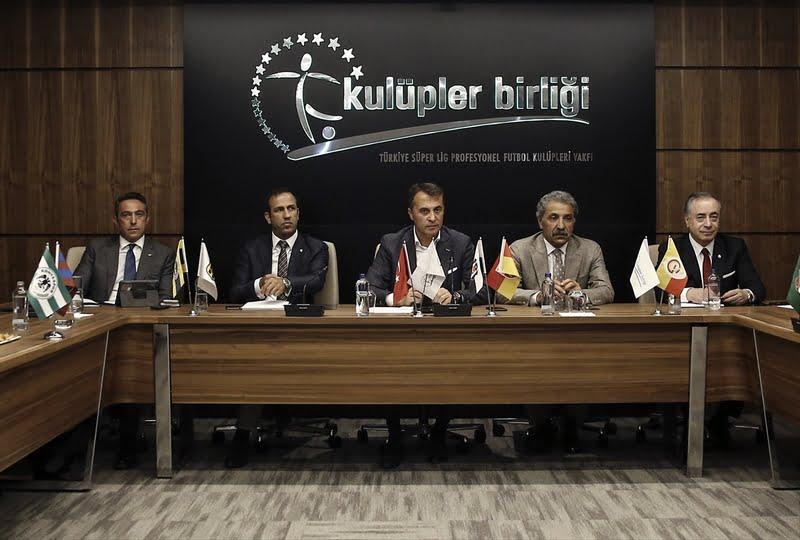 Photo of Kulüpler Birliği açıklama ile Galatasaray ile arasındaki buzları eritti