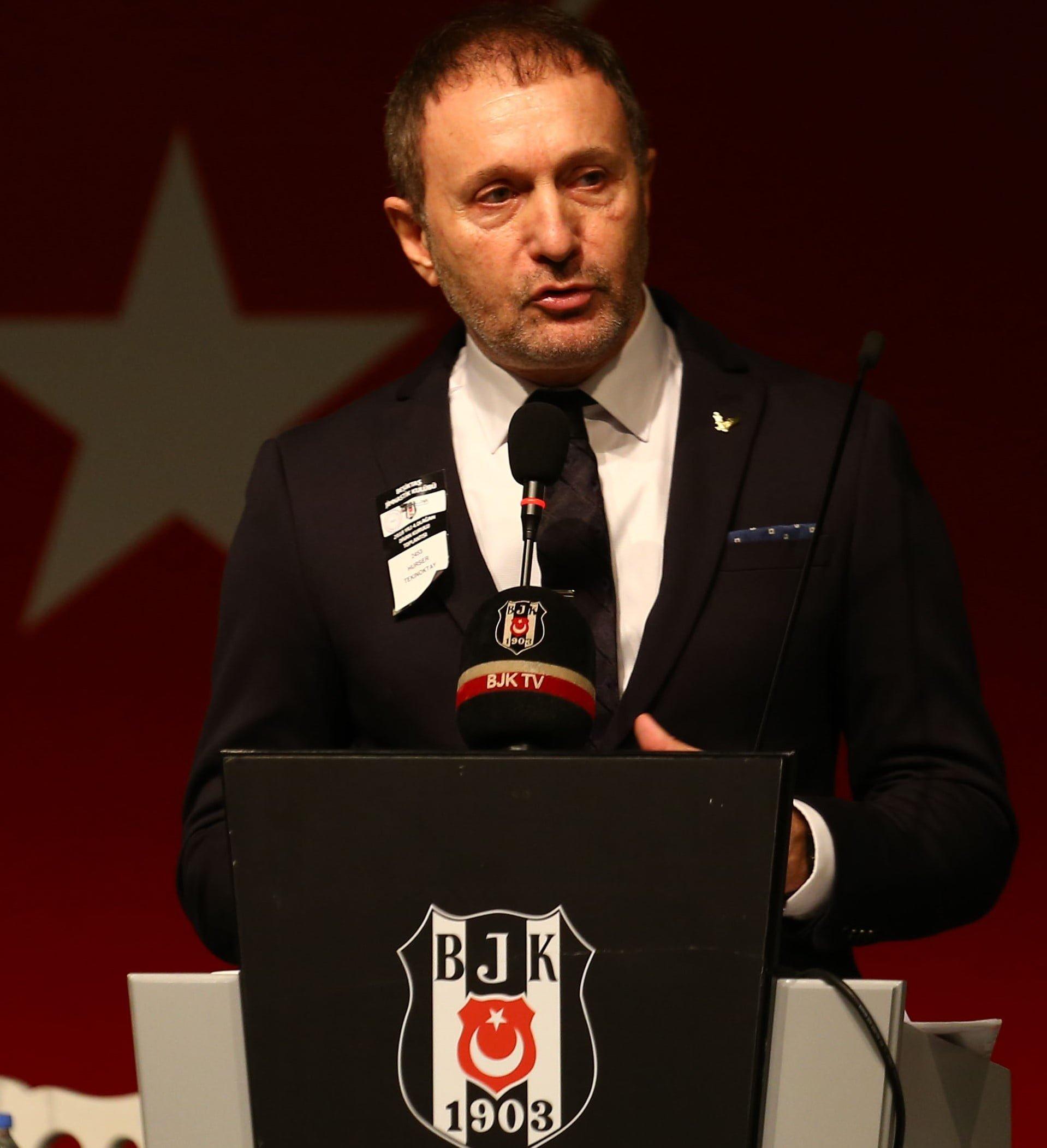 Başkan adayı Tekinoktay, Beşiktaşlı yönetici Mahmutyazıcıoğlu'nu istifaya davet etti!