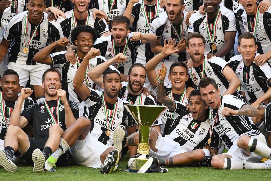 Juventus'un 7. şampiyonluğu 95 puanla geldi