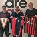 Altınordu, Milan ve Atalanta'yı ziyaret etti!