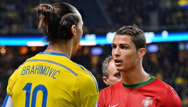 Photo of Ibrahimovic'ten, Ronaldo'ya: Juventus'a gitmek mücadele değil, saçmalık!