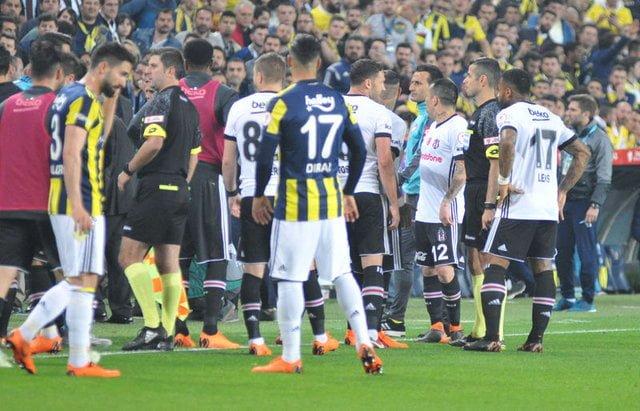 Photo of Fenerbahçe – Beşiktaş maçının soruşturması tamamlandı!