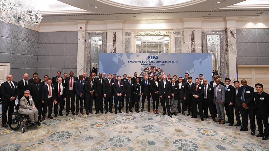 Photo of FIFA Futbol Zirvesi İstanbul'da başladı!