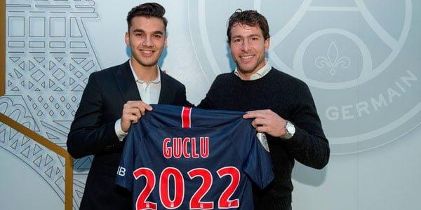 Photo of Metehan Güçlü Fransız devi PSG ile sözleşme imzaladı