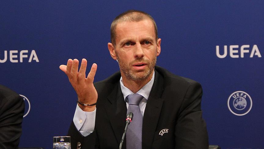 Photo of UEFA Başkanı Ceferin'den Konyaspor Başkanı Kulluk'a teşekkür!