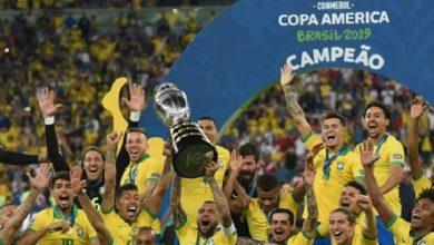 Photo of Copa America'nın Sahibi Brezilya Oldu
