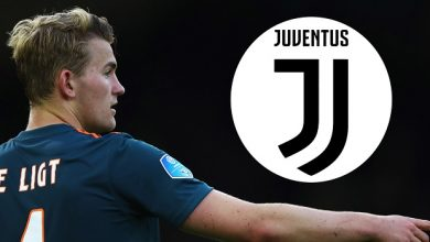 Photo of De Ligt'in Yeni Adresi Juventus