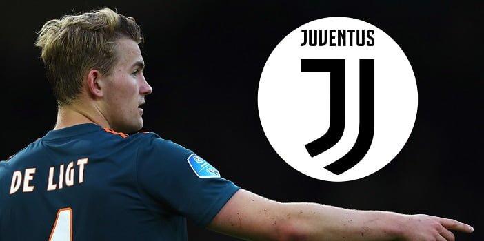 De Ligt Juventus