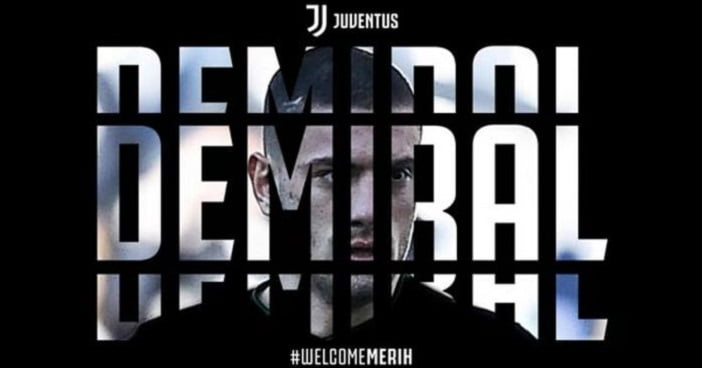 Merih Demiral Juventus'a Transfer Oldu