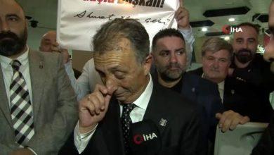 Photo of Ahmet Nur Çebi iyileşti