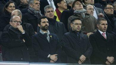 Photo of Barcelona eski başkanı Bartomeu tutuklandı