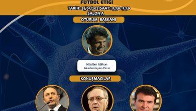 """Photo of Kozak, Belgü ve Tekinoktay HAMOK 2021'de """"Futbol Etiğini"""" tartışacaklar"""