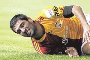 Photo of Arda Turan Beşiktaş derbisinde yok!..