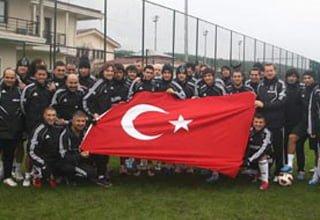 Photo of Beşiktaşlı futbolcular, Cumhuriyet Bayramını kutladı!..