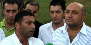 Murat Arslan ve Osman Alpay Ketenci'nin Sinan Engin ile birlikte Cinayetten bir kaç gün önce basın toplantısı yapmışlar!
