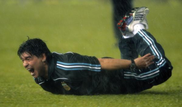Photo of Maradona 2 ayla kurtuldu