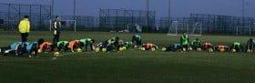Mesut Bakkal'dan Futbolculara Şınav Cezası