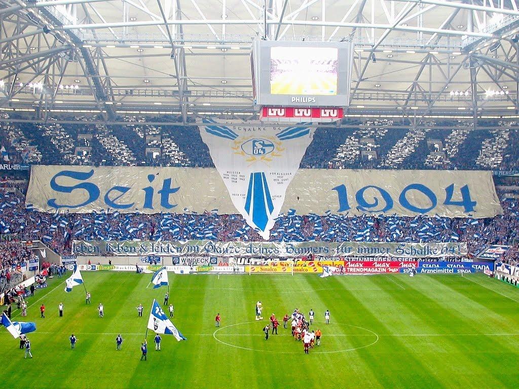 Photo of Schalke 04'ün Hz. Muhammed'li enteresan marşı