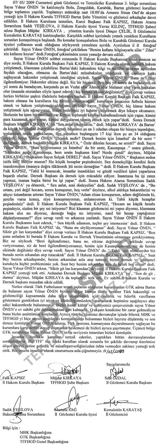 """Yılnur Önen'den """"küfür edebiyatı sözlüğü""""!"""